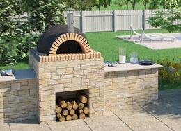 Comment construire un four à pizza dans le jardin - DIY en 6 étapes faciles