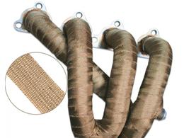 Protection et isolation des tuyaux d'échappement