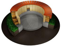 Comment construire un foyer en utilisant des briques réfractaires ?