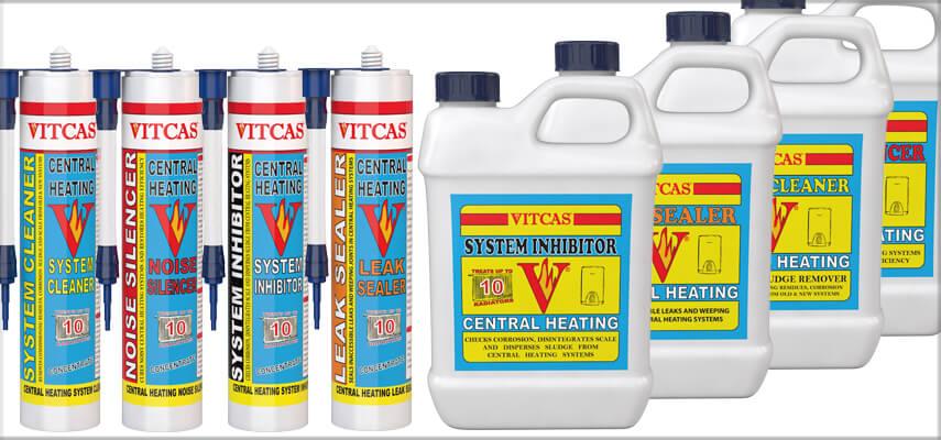Traitement de l'eau pour chauffage central