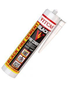 BFC – Mastic Réfractaire Noir 1250°C - VITCAS