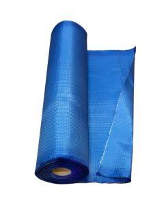Tissu en Fibre de Verre avec Revêtement Acrylique Deux Faces Bleu - VITCAS