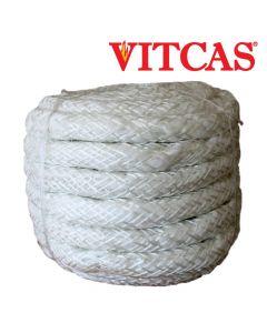 Corde Isolante Thermorésistante en fibre de céramique - VITCAS