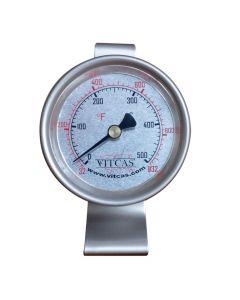 Thermomètre pour four 0°C – 500°C - VITCAS