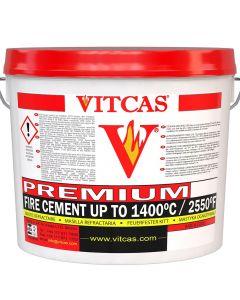 PREMIUM -T Mastic Réfractaire - VITCAS