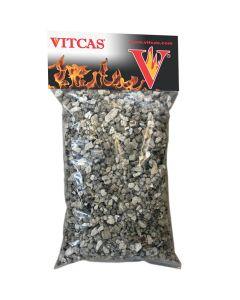Pack de Remplacement de Braises en Vermiculite pour Foyer à Gaz Vitcas. - VITCAS